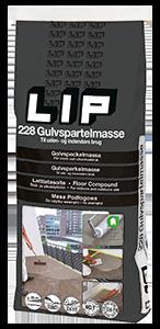 LIP 228 Egaline Toplaag geschikt